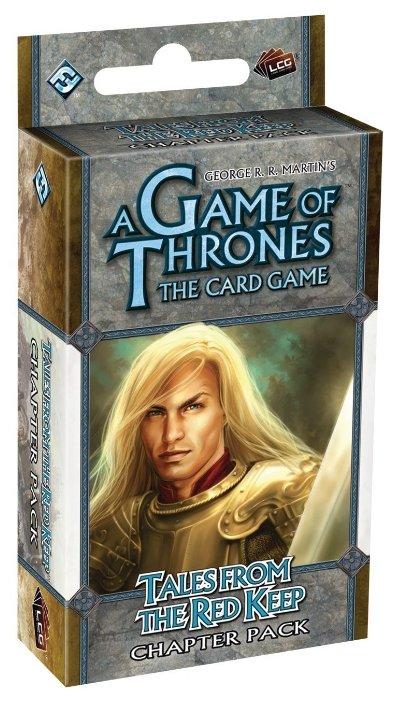 Дополнение для настольной игры Fantasy Flight Games test15_A Game of Thrones: Tales from the Red Keep