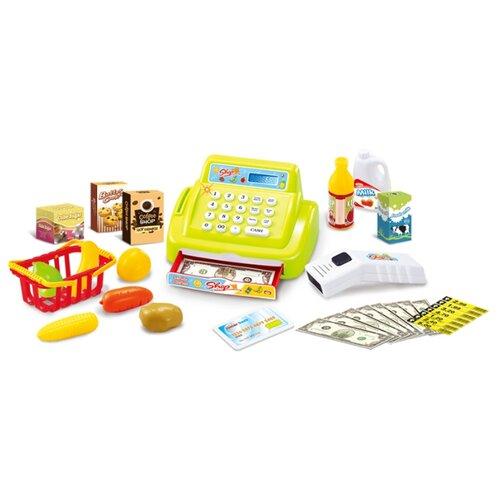 Касса Shantou Gepai Shopping fun со сканером и продуктами (888B)