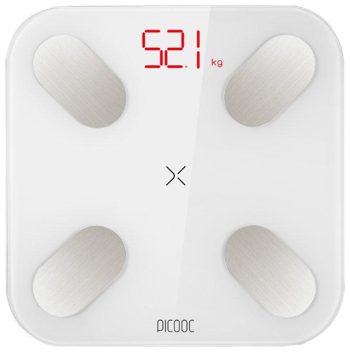 Умные весы Picooc Mini (6924917717124) белые