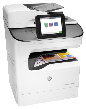 HP МФУ HP PageWide Enterprise Color MFP 780dns