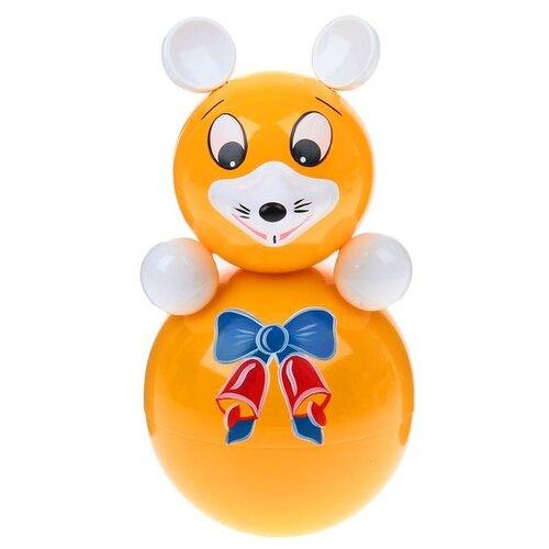 Купить Неваляшка Котовские неваляшки Мышка (6С-004) 22 см, Неваляшки