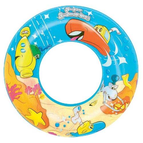 Круг надувной для плавания Bestway Дизайнерский 36013 BW