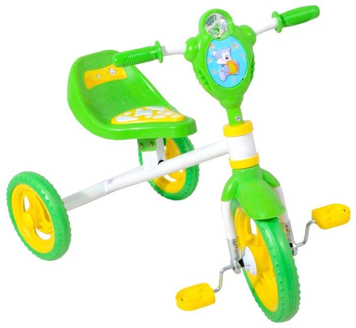 Трехколесный велосипед Мультяшка Мишка