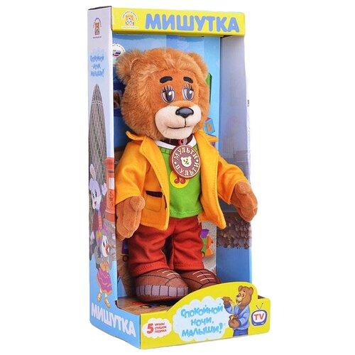 Купить Мягкая игрушка Мульти-Пульти Мишутка 25 см, Мягкие игрушки