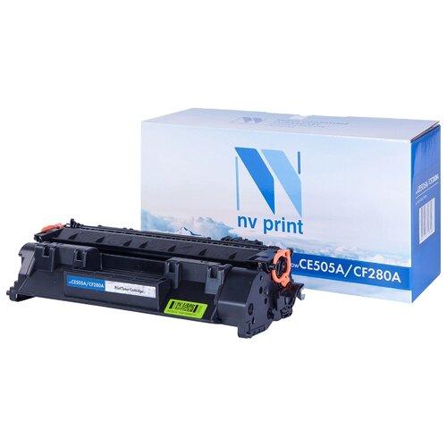 Фото - Картридж NV Print CF280A/CE505A для HP, совместимый hp 80a cf280a черный
