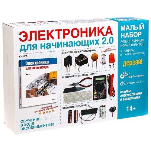 Конструктор BHV Дерзай 2558 Электроника для начинающих 2.0