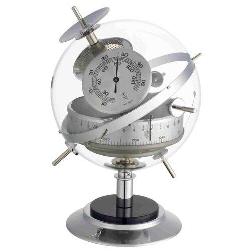 Метеостанция TFA 20.2047.54 серебристый цифровая метеостанция tfa 35 1133 02