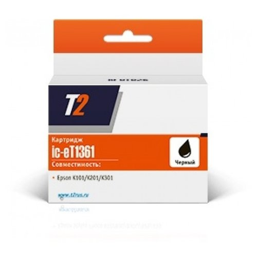 Фото - Картридж T2 IC-ET1361, совместимый картридж t2 ic et1284 совместимый