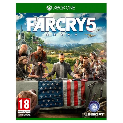 Игра для Xbox ONE Far Cry 5 far cry 5 [ps4]