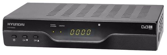 Кабельный ресивер Hyundai H-DVB800