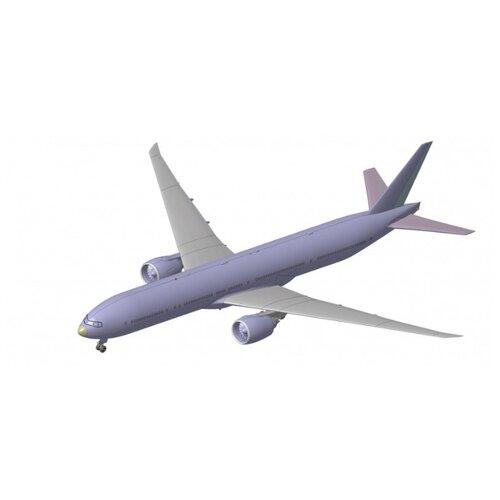 Купить Сборная модель ZVEZDA Боинг 777-300 ER (7012) 1:144, Сборные модели