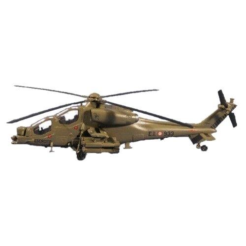 Фото - Сборная модель Моделист Вертолет А-129 Мангуста (ПН207292) 1:72 модель ударный вертолет ан 64а апач 1 72 тм моделист