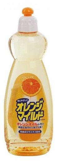 Купить Mitsuei Средство для мытья посуды Апельсин, 0.6 л по низкой цене с доставкой из Яндекс.Маркета