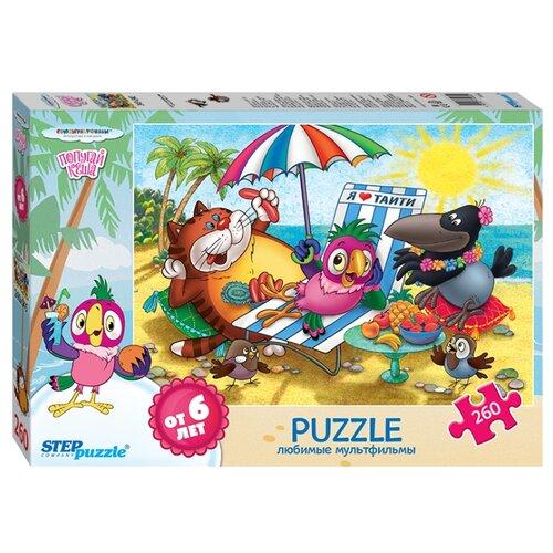 Купить Пазл Step puzzle Союзмультфильм Попугай Кеша (74060), элементов: 260 шт., Пазлы