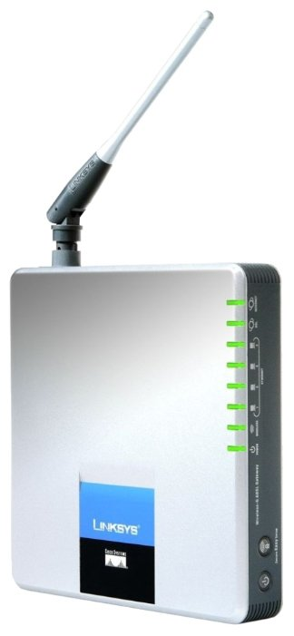 Wi-Fi роутер Linksys WAG200G