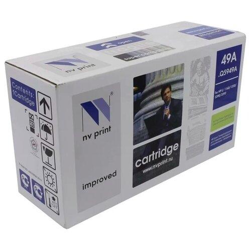 Фото - Картридж NV Print Q5949A для HP, совместимый картридж nv print q7581a для hp