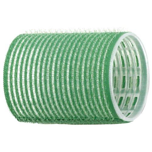 Купить Бигуди-липучки DEWAL R-VTR1 (48 мм) 12 шт. зеленый
