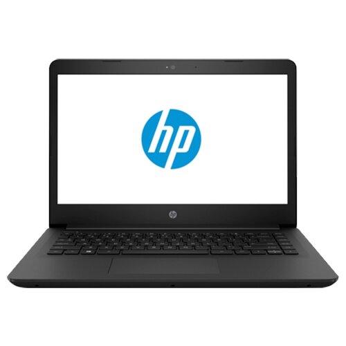 "Ноутбук HP 14-bp006ur (Intel Pentium N3710 1600 MHz/14""/1366x768/4Gb/500Gb HDD/DVD нет/Intel HD Graphics 405/Wi-Fi/Bluetooth/DOS) 1ZJ39EA черный"