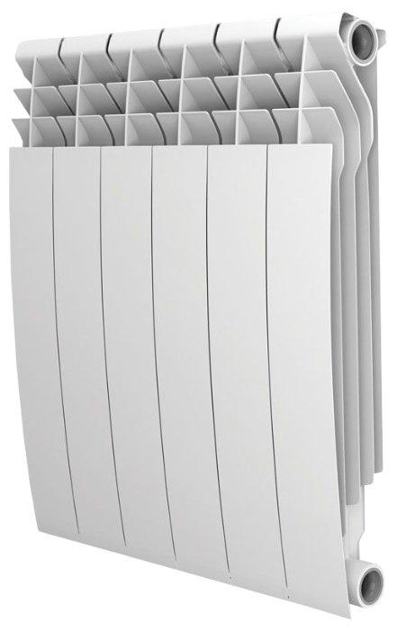 Радиатор секционный биметаллический Royal Thermo Vittoria+ 500