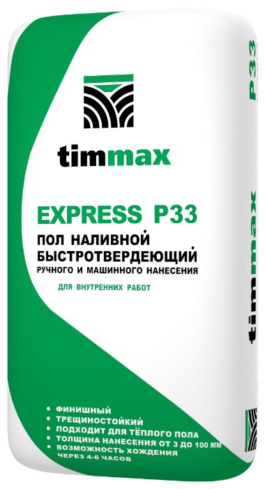 Финишная смесь timmax P33