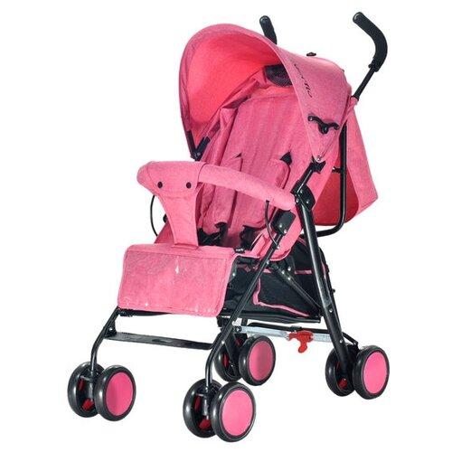 Прогулочная коляска everflo E-850A Voyage pink прогулочная коляска everflo e 240 shine серый