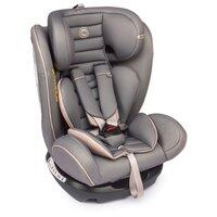 Автокресло группа 1/2/3 (9-36 кг) Happy Baby Spector gray