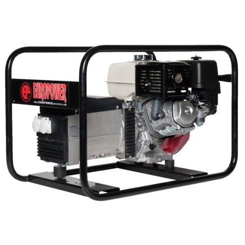 Бензиновый генератор EUROPOWER EP6000 (5400 Вт)