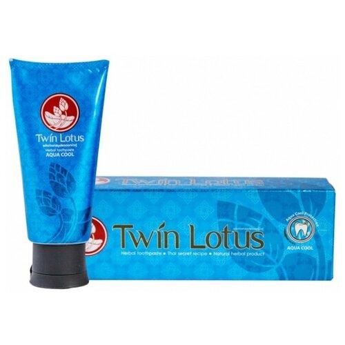 Зубная паста Twin Lotus Premium Свежесть и прохлада, 100 гЗубная паста<br>