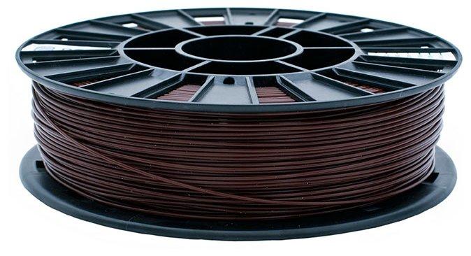 PLA пруток REC 1.75 мм коричневый