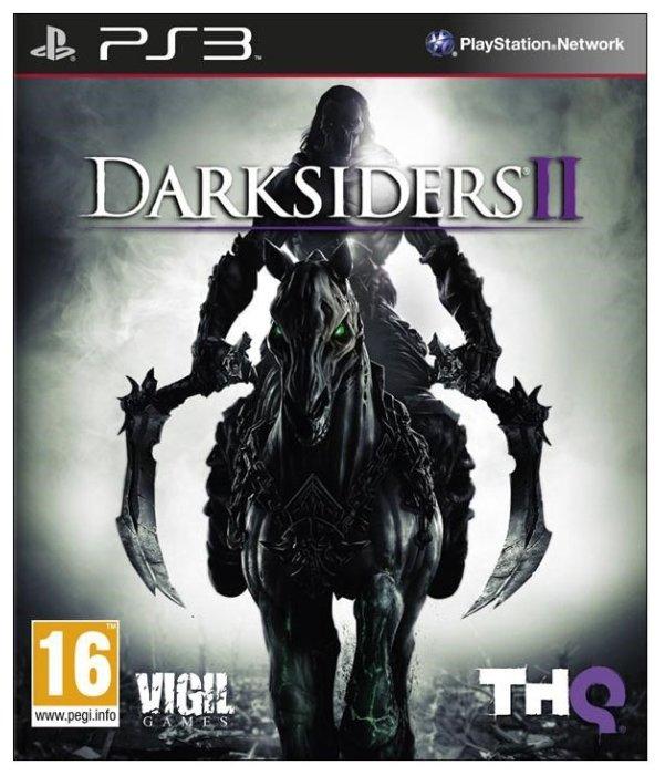 Игра для PlayStation 3 Darksiders 2, полностью на русском языке фото 1