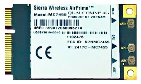 Sierra MC7455