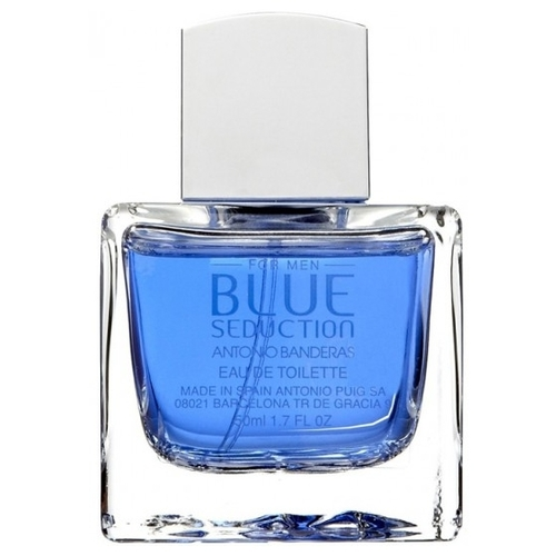 Картинки по запросу Antonio Banderas Blue Seduction for Men