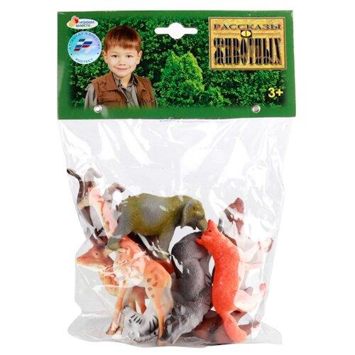 Купить Фигурки Играем вместе Рассказы о животных Дикие животные PH040909A15, Игровые наборы и фигурки