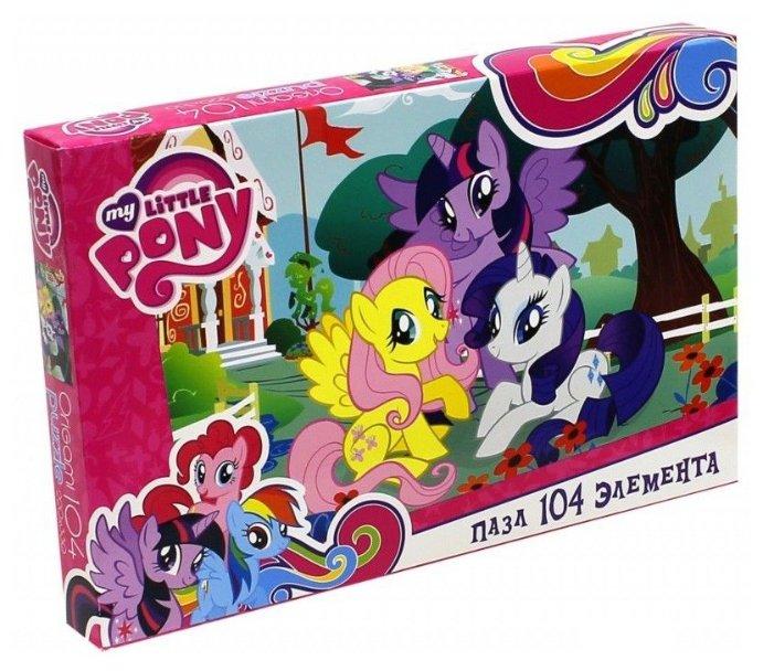 Пазл Origami My Little Pony (02093), 104 дет.