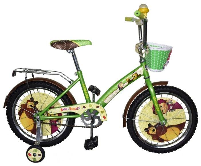 Детский велосипед Navigator Маша и Медведь (ВН18081К)