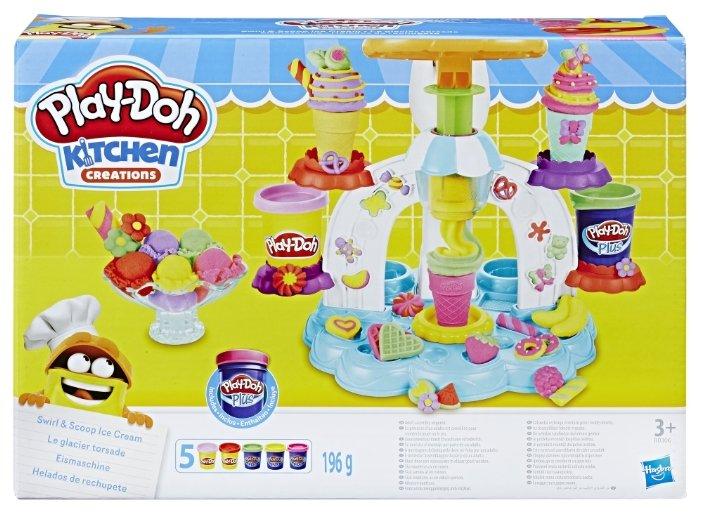 Масса для лепки Play-Doh Фабрика мороженого (B0306)