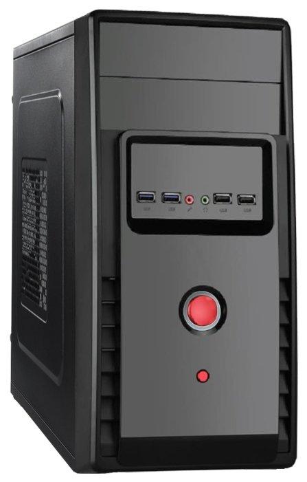 ExeGate Компьютерный корпус ExeGate BA-119U 500W Black