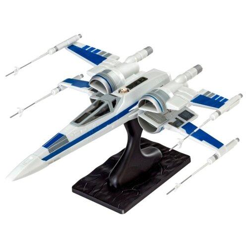 Фото - Сборная модель Revell Звездный истребитель X-Wing Сопротивления (06696) 1:50 сборная модель revell porsche 356 cabriolet 07043 1 16