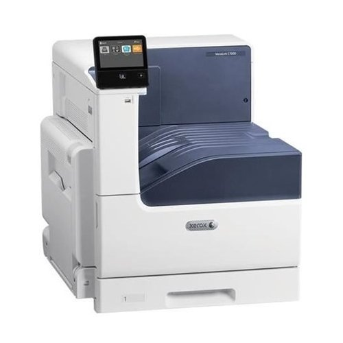 Фото - Принтер Xerox VersaLink C7000N белый/синий принтер xerox phaser versalink c400dn