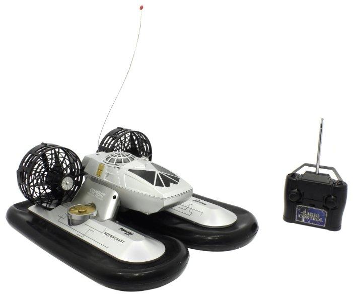 Катамаран на р/у Mioshi tech на воздушной подушке (38 см, аккумулятор)
