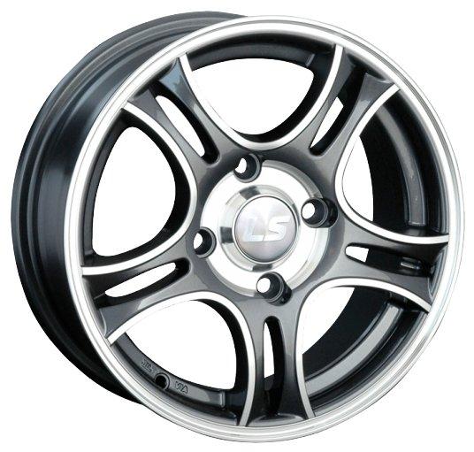Колесный диск LS Wheels LS839 6x14/4x114.3 D73.1 ET40 GMF