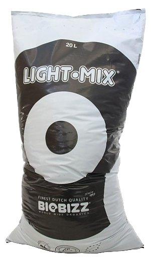 Субстрат BioBizz Light-Mix 20 л.