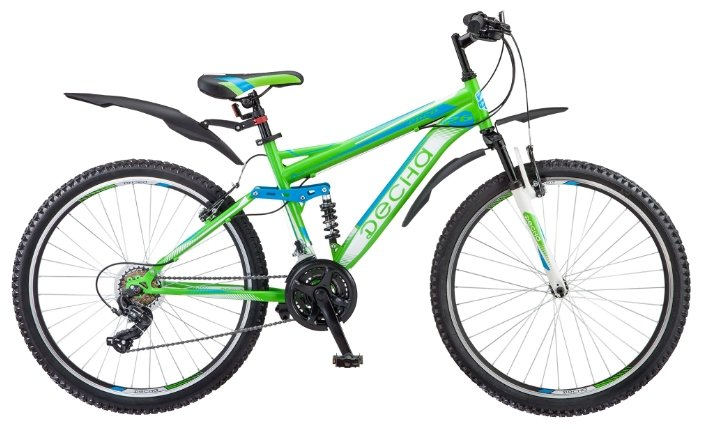 Горный (MTB) велосипед Десна 2620 V (2018)