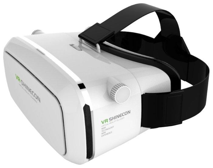 Купить Очки виртуальной реальности VR SHINECON G01 по выгодной цене на  Яндекс.Маркете a0bf943cf4a