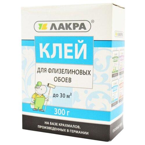 клей для обоев pufas gt vlies direkt 0 325 кг Клей для обоев Лакра Флизелиновый 0.3 кг