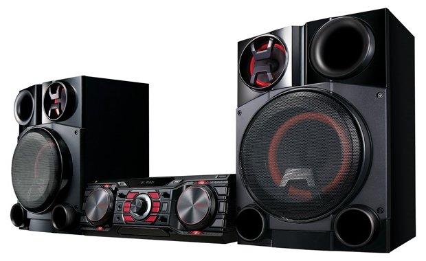 Купить Музыкальный центр LG DM8360K по выгодной цене на Яндекс.Маркете e62b00c4c16