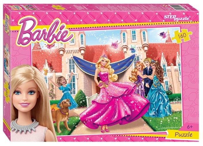 Пазл Step puzzle Mattel Барби (94052), 160 дет.