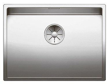 Интегрированная кухонная мойка Blanco Claron 550-IF InFino 59х44см нержавеющая сталь