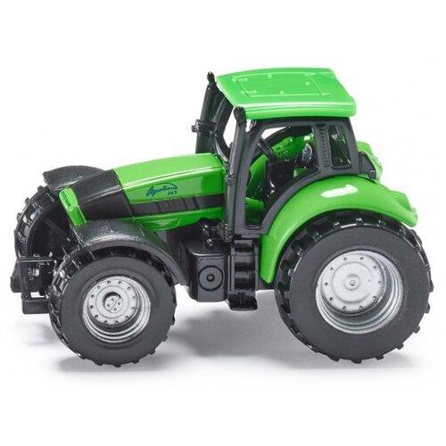 Купить Трактор Siku Deutz-Fahr (859) 1:87 7 см зеленый/черный, Машинки и техника