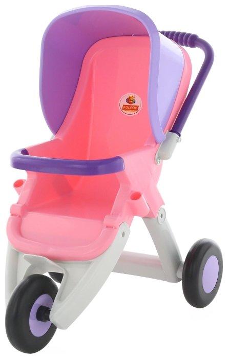 Прогулочная коляска Полесье 3 колеса (48127)